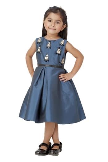 BIRTHDAY WEAR TEAL BLUE BABY FROCK WITH BLACK BELT https://www.gravity-fashion.com/birthday-wear-teal-blue-baby-frock-with-black-belt-f17017.html