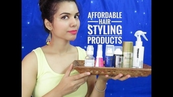 Affordable Hair Styling Products | Drugstore Products For Beginners | omnistyles