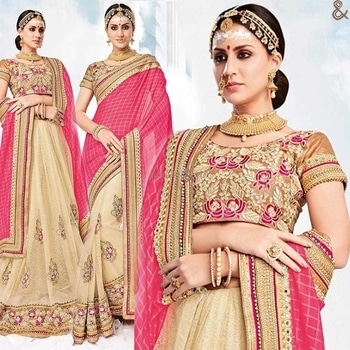 Enchanting Pink And Beige Georgette Party Wear Sari With Three Fourth Sleeve  Click to Order:- http://www.designersandyou.com/saree-blouse/half-saree-blouse/enchanting-pink-and-beige-georgette-party-wear-sari-with-three-fourth-sleeves-6545  To VIew More Designs:- http://www.designersandyou.com/saree-blouse/half-saree-blouse  http://www.designersandyou.com/saree-blouse/half-saree-blouse/beige  http://www.designersandyou.com/saree-blouse/half-saree-blouse/beige/embroidered/boutique-style  http://www.designersandyou.com/saree-blouse/half-saree-blouse/stone-work  http://www.designersandyou.com/saree-blouse/half-saree-blouse/boutique-style  http://www.designersandyou.com/saree-blouse/half-saree-blouse/georgette/stone-work/boutique-style/party  #HalfSareeBlouse #HalfSareesBlouseDesigns #HalfSareeBlouses #HalfSareesDesigns #HalfSareePatterns #DesignerHalfSarees #HalfSareesOnline #DesignersAndYou #BeautifulHalfSareesDesigns #CheapHalfSareesDesigns #CheapHalfSarees #HalfSareesPatters #EmbroideredHalfSarees #EmbroideredHalfSareesBlouse #Half #Sarees #Blouses #HeavyBlouses #EmbroideredBlouses #HeavyHalfSareesBlouse #HeavyHalfSareesBlouses #HeavyCheapSarees