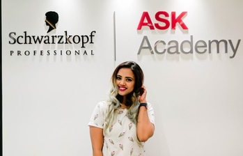 New blog post on My Ash Grey Hair Story is up on the blog. Check out the link: http://www.fashionbyruda.com/my-ash-grey-hair-story/ to know how I achieved this look.  Thank you Schwarzkopf Professional for creating this look at Ask Acedemy. #mySchwarzkopf #askacademydelhi. #hairstyles #hairstory #haircolor #ashgrey #fashionbyruda #fashionblogger #bloggerslife #blogshoot #picoftheday #outfitoftheday #pictureoftheday #fashionblogger #like4like #likeforlike #tagsforlikes #indiantraveller #rudaonthego #girl #bloggers #peace