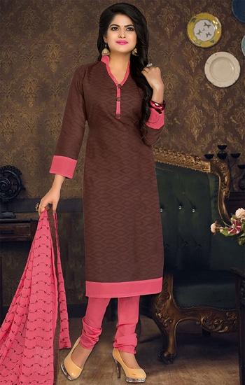 Smashing Brown Cotton Beautiful Punjabi Suit Color Combination  Click to Order:- http://www.designersandyou.com/new-arrivals/smashing-brown-cotton-beautiful-punjabi-suit-color-combination-6565  To View More Designs:- http://www.designersandyou.com/dresses/punjabi-suits  http://www.designersandyou.com/dresses/punjabi-suits/orange  http://www.designersandyou.com/dresses/punjabi-suits/aline  http://www.designersandyou.com/dresses/punjabi-suits/casual   http://www.designersandyou.com/dresses/punjabi-suits/orange/cotton   #DesignersAndYou #punjabisuits #punjabisuitsboutique #latestpunjabisuits #punjabisuitsdesign #punjabisuitsdesigns #designerpunjabisuits #punjabisuitsonline #punjabisuitspartywear #punjabisuit #punjabisuitdesign #punjabisuitboutique #punjabisuitdesignwithlaces #punjabisuitsalwar #punjbaisuitsdesigns #punjabisuitdesigns #DesignerPunjabiSuits #StraightPunjabiSuits #CheapPunjabiSuits #PunjabiDresses #PunjabiSalwarKameez