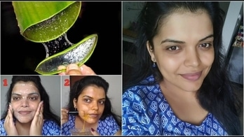 HOW TO: ALOE VERA FACIAL AT HOME FOR INSTANT FAIR & GLOWING SKIN | घर पर एलोवेरा फेसिअल कैसे करे #aloevera #aloeverafacial #aloeveramask #facial #facialathome #skincareblogger #skinwhitening #puneblogger