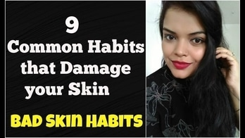 9 SURPRISING THINGS THAT DAMAGE YOUR SKIN | COMMON MISTAKES, BEAUTY HACKS THAT CAN RUIN SKIN #puneblogger #beautyhacks #badhabit #ruins #skincareblogger #tipsandtricks