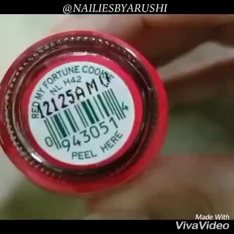 @nertia Tutorial!!! For detailed video check out my #youtube #youtubechannel !!! Link in bio ⬆️ This Flowral Combination goes perfectly with my Favourite Red  from @opi_india @opi_products !!! Its a Dark Orange / Bright Red and its called #opiredmyfortunecookie #redmyfortunecookie #redmyfortunecookieopi !!! No red can beat this as per me !!! @nertia_nailwear helps achieve those designs at home that are usually made with acrylics by nail techs without actually spending tons of money !!! Perfect for those who love nail art but don't wanna shed much money !! These are available in many patterns, designs & colours at  www.nflm.co.in !!! Totally love !!! PROS:- 🎈Gave a gel finish 🎈Easy to use !! 🎈Lasts 4-5 days 🎈 Quick Application 🎈Thick / Good quality 🎈Available in wearable patterns CONS / Precautions:- 🎈It isn't tough to apply at all but initially you gotta get hang of it 🎈If not applied properly won't last for long and will come off #opi #opiindia #opipolish #opioriginal #obsessedwithopi #opinailpolish #opinowinindia  #nailies #nflm #nflmnailwear #nailwear #nailstickers #nailfashion #nailstyle #nailblog #nailblogger #blogger #blogs #nails #rednails #rednailpolish #bestredpolish  #bestrednailpolish #love #passion @nailiesbyarushi 💚