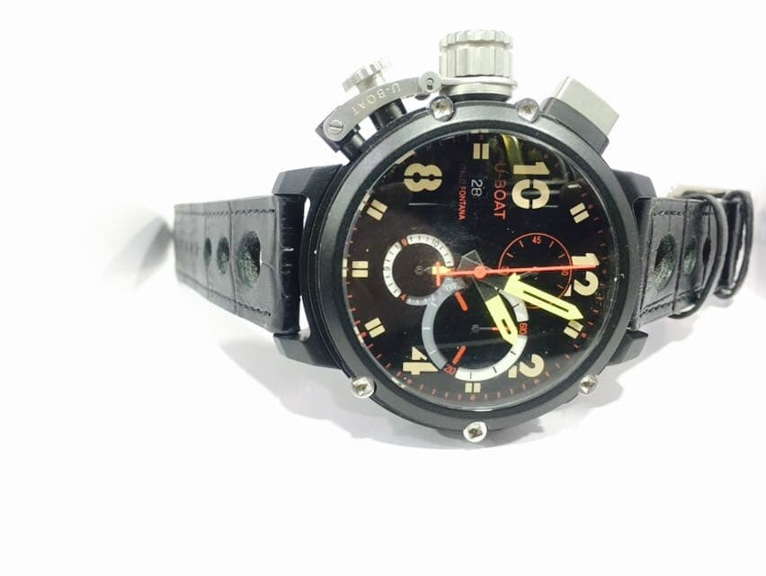 #U-Boat watch #watchesofinstagram#watchaddict#watchanish#watches#watch#rolex#rolexwatch#rolexsubmariner#submariner#hulk#green#bezel#timepiece#timepieces#wristwatch#wristshot#wristshotwednesday#rolex⌚#rolexforum#views#sheffield#like4like#likeforlike#likeforfollow#likemyrecent#sub#richkidsofinstagram#richlife#lies#jk