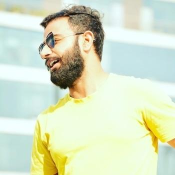 #beard #style #t-shirt#summer#fashion#lifestyle