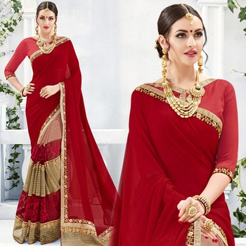 Charming Maroon And Beige Embroidered Georgette Indian Half Sari  Order Here:- http://www.designersandyou.com/saree-blouse/half-saree-blouse/charming-maroon-and-beige-embroidered-georgette-indian-half-sari-6598  To View More Saree Blouses Collection: http://www.designersandyou.com/saree-blouse  To View More Half Saree Blouses Collections:- http://www.designersandyou.com/saree-blouse/half-saree-blouse  To View Party Half Saree BLouse:- http://www.designersandyou.com/saree-blouse/half-saree-blouse/party  To View Embroidered,Stone Work,Art Silk & Gathering Half Saree Blouse:- http://www.designersandyou.com/saree-blouse/half-saree-blouse/art-silk/stone-work/contemporary/gathering  #HalfSareeModels #Designersandyou #HalfSareeBlouseDesign #FancySareesWithPrice #HalfSareeCollection #HalfSareesDesign #HalfSareesModels #HalfSareeDesigns #LatestSareesFashions #FancySareesOnlineShopping #SareeDesignPatterns #HalfSareesCollection #HalfSareesCollections #DesignerHalfSarees #DesignerHalfSaree #HalfNHlafSarees #HalfSarees #HalfSarees #HalfSareesBlouseDesigns #HalfSareesOnline