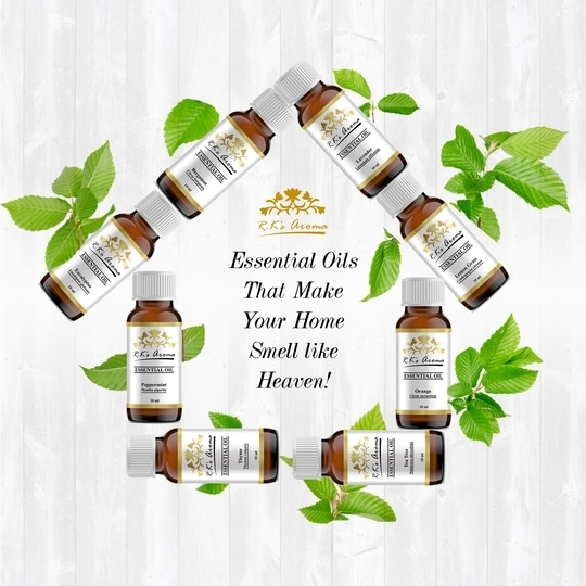 The rains leave every house with that musty odour. Essential oils such as Bergamot, Lavender, Eucalyptus, Peppermint, Thyme, Tea Tree, Orange and Lemongrass work quickly and wonderfully to replace any unpleasant smell with freshness!