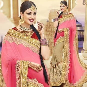 Pretty Pink And Beige Embroidered Georgette Half Saree Design  Order Here:- http://www.designersandyou.com/saree-blouse/half-saree-blouse/pretty-pink-and-beige-embroidered-georgette-half-saree-design-6647  To View More Saree Blouses Collection: http://www.designersandyou.com/saree-blouse  To View More Half Saree Blouses Collections:- http://www.designersandyou.com/saree-blouse/half-saree-blouse  To VIew Red & Net Half Sarees:- http://www.designersandyou.com/saree-blouse/half-saree-blouse/red/net  To View Net,Embroidered & Reception Half Sarees:- http://www.designersandyou.com/saree-blouse/half-saree-blouse/net/embroidered/reception  #HalfSareeModels #Designersandyou #HalfSareeBlouseDesign #FancySareesWithPrice #HalfSareeCollection #HalfSareesDesign #HalfSareesModels #HalfSareeDesigns #LatestSareesFashions #FancySareesOnlineShopping #SareeDesignPatterns #HalfSareesCollection #HalfSareesCollections #DesignerHalfSarees #DesignerHalfSaree #HalfNHlafSarees #HalfSarees #HalfSarees #HalfSareesBlouseDesigns #HalfSareesOnline #EmbroideredHalfSarees