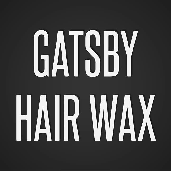 Gatsby hair wax ..its perfect for ur hair...look my hair #fashion #style #stylish #love #me #cute #photooftheday #nails #hair #beauty #beautiful #instagood #pretty #swag #pink #girl #girls #eyes #design #model #dress #shoes #heels #styles #outfit #purse #jewlery #shopping #glam