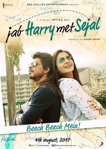 Bollywood Movie - Jab Harry Met Sejal Trailer, Dialogues, Movie Posters Starring Shah Rukh Khan, Anushka Sharma at https://goo.gl/Fq4Wn2  #JabHarryMetSejal #ShahRukhKhan #SRK #AnushkaSharma #Imslv #Bollywood #Hindi #Movie #JabHarryMetSejalTrailer #Dialogues #srkmovie #shahrukh