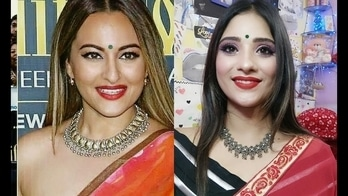 Sonakshi Sinha inspired makeup || IIFA award || indian wedding || shy styles  Link to watch video - https://youtu.be/I8Nil5k7B0E  Guys Checkout the videos of this amazing Youtuber. She has amazing make-up skills . Love watching her make-up tutorials n all other videos.  Show some LOVE 💕 & SUPPORT 🙏 by Subscribing  YouTube Channel - shy styles  Also Follow her on  Instagram - shystyles0110 Roposo - @saima0110  fb page - shy styles Snapchat - shy0110  #awesome #amazing #followme #follow #Subscribe #like #share #best #amazing #smile #follow4follow #like4like #look #instalike #picoftheday #makeup #look #instadaily #roposo #roposolove #instafollow #followme #girl #instagood #instacool #instago #follow #colorful #style #shystyles