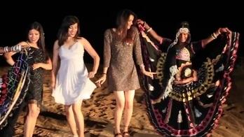 Serene Aravali Resort & Spa vlog