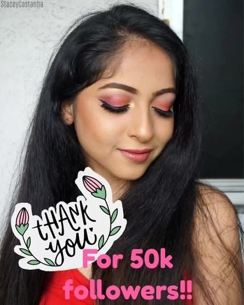 Click know more for tutorial 😊 #makeup #soroposo #weekend #makeuplook #youtuber #bblogger #bbloggerindia #videooftheday #reviewoftheday #pune #thankyou