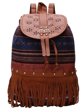 *Bee Fashionable Stylish polyester Brown Back pack for Women   *Selling Price  799   *http://www.amazon.in/dp/B073CWCX3D
