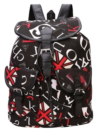 *Bee Fashionable Stylish Canvas Black Back pack for Women   *selling price  799  *http://www.amazon.in/dp/B073CVLW63