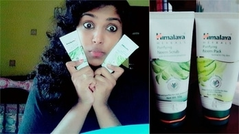 HIMALAYA NEEM SCRUB & NEEM PACK➡REVIEW & HOW TO USE..!!! SUBSCRIBE to my channel for more...☺☺....#skincare #himalayaherbal #himalayaherbals #facescrubs #facescrubandmask #facepack #youtuber #youtubeindia #youtubechannel #indianyoutuber