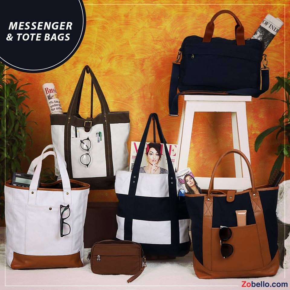 If you're looking for reasons to buy a tote bag, there are plenty.  Save yourself the trouble and just buy one @ https://goo.gl/TmpzAf  #zobello #fashion #shopping #totebags