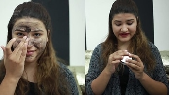 Skin Care Routine || The Shimmer Tales || Meenakshi Pamnani