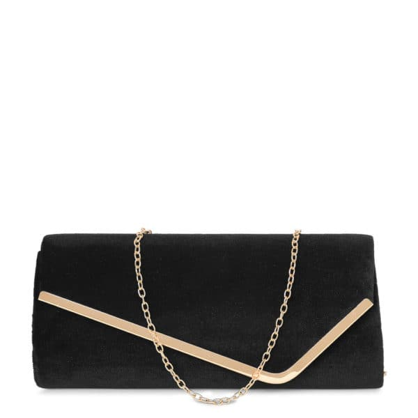 BLACK SLANT CLUTCH Add punch to your style carrying this pretty clutch. Classy in every sense, it features a flap design with excellent finish. Made of PU, it has an adjustable metallic chain strap for easy carrying.Capacious in structure, this bag will fit in all your knick-knacks. #toniqaccessories #toniq #party #bags #stylish #weekendvibes #instafashion #instagood #newcollection #texture #instafashion #onlineshopping #cod