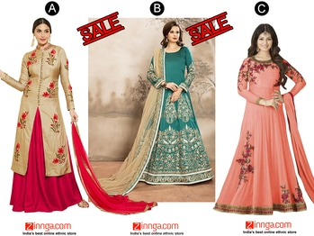Beautiful Salwars Order now 70% offer Planning to gift a Salwar to your Friend on this Friendship day Have a look here  A: https://goo.gl/oTCjcx  B: https://goo.gl/8VCGgo  c: https://goo.gl/VgzHkx Tags:#salwars #fashion #beautiful #latest #trendy #popular #nicelooking  More Details Contact Whatsapp on: 9246261661