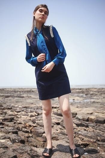 Pussy bow dress by #lolabysumanb and structured dress by #shahinmannan featured in #elegantmagazine . . . #editorials #elegantmagazine #dipr #dipublicrelations #webuildyourstory #fashion #fashionpr #pr #tagforlikes #lolabysumanb #dress #shahinmanan #mumbai #pune #delhi #hyderabad #chennai #kolkatta #bangalore #indiafashion