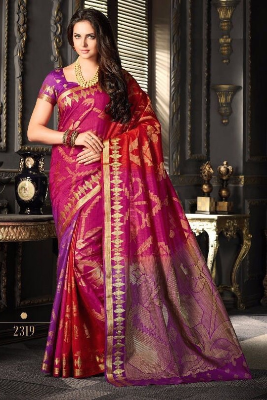 Getting Ready for Festivals???  Buy this latest style Tussar Silk Saree with Zari Border with Blouse Fabric  Delivery Free All Over India  Price - 2199/-  #meridukaan  #tussarsilksarees #saree #saree-in-new #latestcollection #zariwork #tussarsilksarees #sari #pinksaree #new #silk #silksaree #ethnic-wear #ethniclove #new🤗🤗 #festivalfashion #festivalstyle #festivalsaree #rakhispecial #rakhi