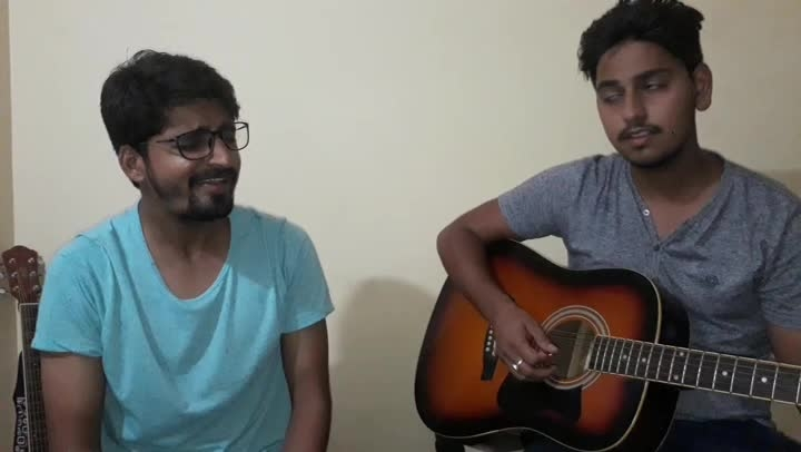 Baatain kuch ankahi si hone lagi with my student#singing #cover #song ❤️❤️❤️ #songs  #indiansingers #guitar #keyboard  #piano  #music #coversong  #singer  #talent  #music  #goodmusic  #musicality  #musicvideo  #musician  #musicallys  #indiansingers  #bestsong  #musician  #musiclove  #musicfestival  #video  #musicproducers  #electronicmusic #musicismylife #electronicmusic  #guitar  #guitarist  #photography  #photo