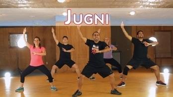 Get ready to learn the 8th step in Bhangra Tutorial Series - 'Jugni'  Dance: Learn Bhangra | Lavesh Pritmani Style: #Bhangra Music: Kawan | Bikram Singh  #BhangraFridays #LearnBhangra
