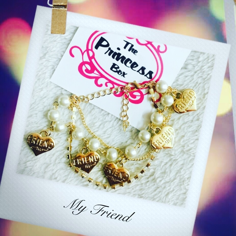 Sneak Peek 1 -- Get this pretty Bracelet + 4 more products in the Friendship Hamper 👭-- now available @princessboxindia 🎉🎉🎉 --- ₹399 + 100 Shipping 💝💝💝Limited Edition Hamper 🎁🎁🎁 BOOK NOW 🎁🎁🎁 Whatsapp : 9886418355 to Order Order 2 -- SAVE 50 Order 3 -- Save 75 Order 4 -- Save 100 On the total amount* 👭 👭 👭 👭 #friendshipday #friend #friendshipday2017 #august5 #afriend #bff #bestfiend #bae #friendsforever #friends #india #mumbai #delhi #bangalore #punjab #chennai #friendshipday2017 #friendship #friendshipdaygift #friendshipdayspecial #giftforfriend -- book now : +919886418355 (whatsapp) #friends