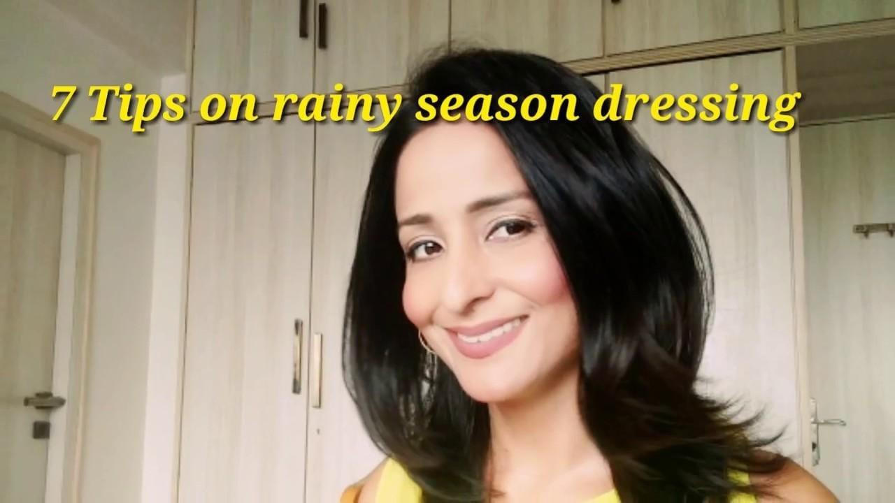 Tips on rainy season dressing/Do's and Dont's