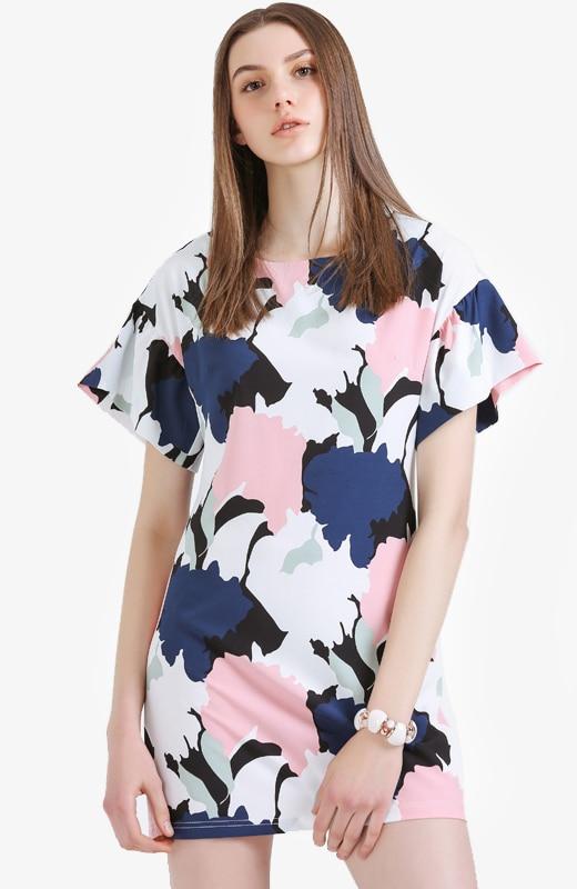 The Wild Side A-Line Dress. Rs-1499/- ;) Shop On : https://goo.gl/IRp8I8