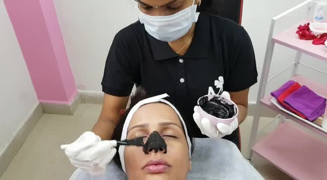 Activated Charcoal Cleaning Mask #facepack #facemask #freshness #freshface