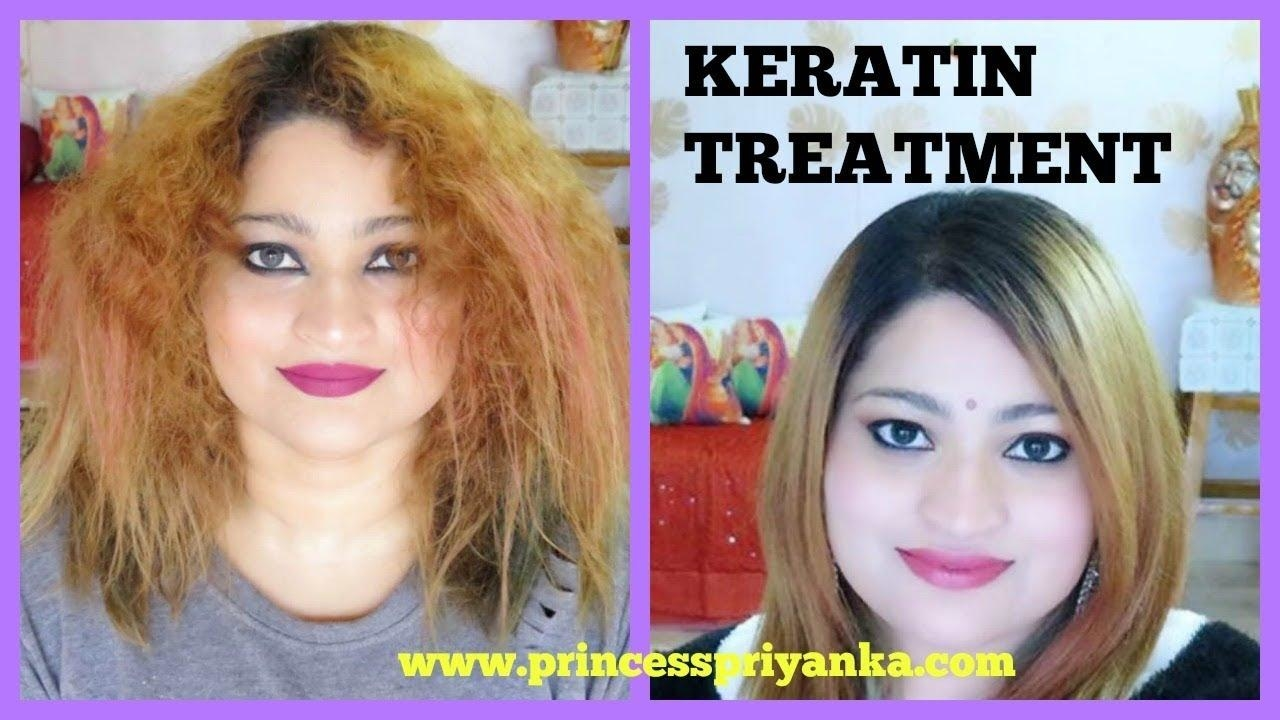 BRUTALLY HONEST ABOUT WHAT KERATIN TREATMENT DID TO MY HAIR !!!