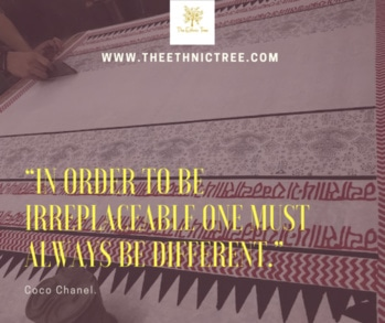 """""""In order to be irreplaceable one must always be different."""" -Coco Chanel. #fashionquote #thoughtfortheday"""