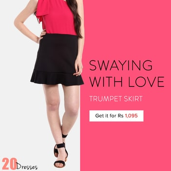The perfect Go-To skirt for a night out! #20dresses #20d #postoftheday #picoftheday #pickoftheday #online #onlineshopping #ecommerce #apparel #skirts