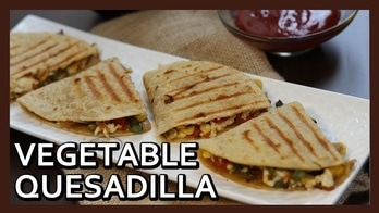 Vegetable Quesadillas Recipe | Popular Mexican Food | Healthy Tortilla Recipe by Healthy Kadai #snack #healthyfood #mexicanfood #mexicanfoodporn #healthykadai #healthyday