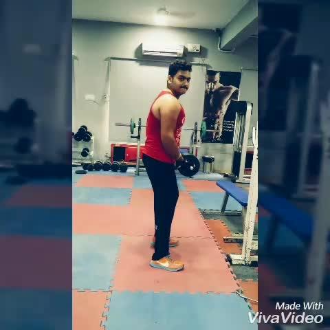 #biceps #bicepsworkout #bicepsworked #bicepsmotivation #gym #gymlife #gymwear #gymfreak #motivatgals  insta@dapper_ank01 #fitness
