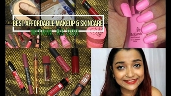 Top Favorite Best Affordable Makeup/Skincare within Rs 200 in India #2| Budget Makeup