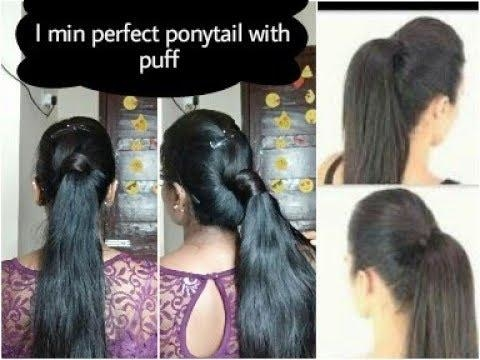 Hello everyone....  A new video went alive on my channel....   How to perfect high ponytail with puff... With a simple trick... No teasing, no hairspray and no puff maker....  The easiest ponytail hairstyle on Internet today... Go Check out... Link 👉 https://youtu.be/BmGa-1hmc5Y  #indianyoutuber #indianblogger #youtuber #beauty #blogger #lovehair #longhair #hairstylediaries #newvideo #braidedhair #newhairstyle #checkout #ponytail #puffhairstyle #easyhairstyles #hairstyle #easyeverydayhairstyle #newontheinternet #roposolove #soroposo #feature #ropo-style #ropo-beauty #ropo-good #roposobloggerdiary #roposo-makeupandfashiondiaries #roposogal