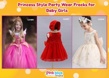 Gorgeous Princess Style Frocks & Dresses for Birthday Girls  Price: Rs.2375 to 2520 Size Available: 0 Months to 7 Years Free Shipping All India, Cash On Delivery Call us or whatsapp to order: +91-800-355-0118 Buy Now : http://bit.ly/2nXfCrm  #kidsfashion #kidswear #babydresses #babyclothes #babygirl #birthdaydress #luxurykids #desginerwear #mumbai #delhi #jaipur #usa #celebritykidswear #pinkblueindia