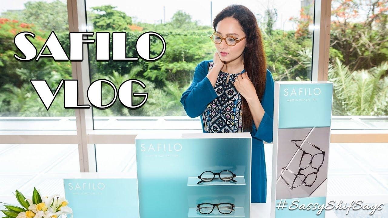 Safilo's 2017 Eyewear Collection Launch Vlog  Safilo's 2017 Eyewear Collection Launch covered all the top luxurious eyewear brands like Dior, Jimmy Choo, Marc Jacobs, Juci Couture and many more. Enjoy the Safilo Press Day 2017 video.