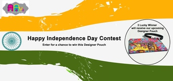 Participate in our Independence Day contest Most innovative answers will stand a chance to win exciting prizes. Simply follow the steps: 1. Like and share the post. 2. Tag at-least 5 friends Last date - The last day of contest participation is 15th August 2017. Please submit your entries before the last date. Winners - Three entries will be selected as the winner by our Fatfatiya Team. Contest link- https://www.facebook.com/fatfatiya/app/782845158439498/   #contest #prizes #sweepstakes #freecontest #won #onlineshopping
