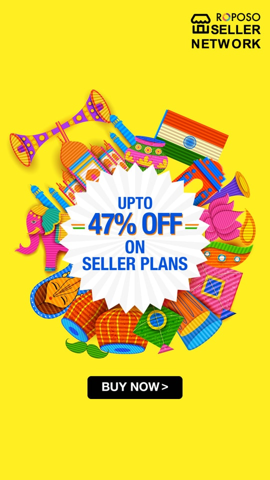 #DilHaiHindustani Offer! UPTO 47% OFF on seller plans. Start your journey as a seller on India's #TrulySwadeshi Social Network.  #RoposoBusiness #RoposoSellerNetwork