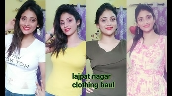 Affordable Clothing Haul || Lajpat Nagar Market || shy styles   Link to watch video  - https://youtu.be/qxYdDbV2gWw  Also there is a GIVEAWAY Going On   It's a GIVEAWAY Time * GIVEAWAY * || 31000 Subscriber Giveaway || shy styles || Link to watch video -  https://youtu.be/zvn_oX6gVno  Guys Checkout the videos of this amazing Youtuber.  She has amazing make-up skills . Her videos are worth watching.  Show some LOVE 💕 & SUPPORT 🙏 by Subscribing  YouTube Channel - shy styles  Also Follow her on  Instagram - shystyles0110 Roposo - @saima0110  fb page - shy styles Snapchat - shy0110  #awesome #amazing  #best #amazing #smile #look #instalike  #picoftheday  #instadaily #roposo #roposolove #instafollow  #girl  #instagood  #instacool #instago #colorful #style #shystyles #giveaway #giveawayalert #giveawaygifts #giveaways #girls #giftsforgirls