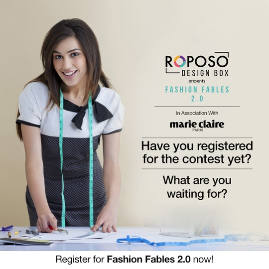 Unleash your Creativity!  Win an opportunity to create a collection for brand Marie Claire!  Follow the below steps to participate: Register for the Contest (Know More Link) Upload your design portfolio Use #ffdesignerhunt