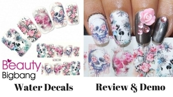 |Beauty Bigbang| Review for Water Decals  | Designyournailsbyisha #designyournailsbyisha #ishanailart #waterdecals #beautybigbangnailart #beautybigbang #nails #nailart #notd #art #design #nailfashion #nailblogger #bblogger #youtuber #review #reviewforwaterdecals #demoforwaterdecals  #howtoapplywaterdecals #B5502  #discountcode #ish10 #nailproductreviewnaddemo #demo #roposonails #soroposo #roposolove #roposoblogger #nailsticker #roposofashion