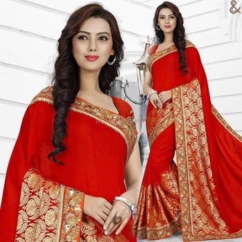 Attention-Grabbing Red Queen Neckline South Indian Wedding Saree Design  Click to Order: http://www.designersandyou.com/saree-blouse/wedding-sarees/attention-grabbing-red-queen-neckline-south-indian-wedding-saree-design-6757  To View More Designs Sarees: http://www.designersandyou.com/saree-blouse  To View More Designs of Wedding Sarees: http://www.designersandyou.com/saree-blouse/wedding-sarees  To View Art Silk Wedding Sarees:- http://www.designersandyou.com/saree-blouse/wedding-sarees/zari-work  To View Red Wedding Sarees: http://www.designersandyou.com/saree-blouse/wedding-sarees/engagement  #DesignersAndYou #sareeforwedding #weddingsaree #dulhansaree #engagementsaree #weddingsaree #weddingsarees #sareeforengagement #sareeforwedding #sareewedding #Designersaree #Designersarees #receptionsaree #weddingsari #sareedesignforwedding #sareedraping #sareestyle #weddingsaree #marriagesaree #sariforwedding #sariwedding #weddingsaree #weddingsaree #sareeswedding #saristyle #sariwedding #weddingsaree #weddingsarees #marriagesaree #partysaree #sareedesignforwedding