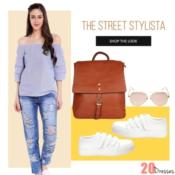 The Chic Street Style you need to steal right now! #20dresses #20d #postoftheday #picoftheday #pickoftheday #online #onlineshopping #ecommerce #lookoftheday #ootd #chic #stylish #streetstle #offdutylook #clothingline #clothingbrand /3fashionaddict #fashionista #shopoholics
