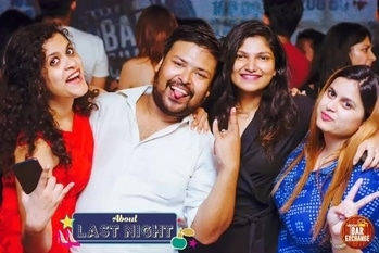 Roposo 2.0 launch party #aboutlastnight #parties #friends #fun #aboutlastnight